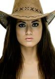 Pretty woman Stock Photos