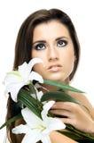 Pretty woman Stock Photography