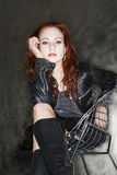 Pretty woman. Royalty Free Stock Photos