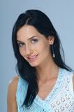 Pretty woman. Portrait of pretty young girl Royalty Free Stock Photo