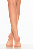 Pretty woman legs Stock Photography