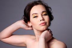 Pretty Woman Portrait Royalty Free Stock Photo