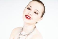 pretty woman young Στοκ εικόνα με δικαίωμα ελεύθερης χρήσης