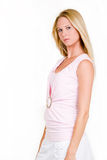 pretty woman young Στοκ Εικόνες