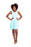 Pretty black woman Royalty Free Stock Photography