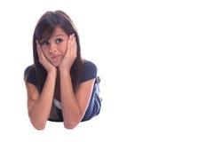 Pretty Young Girl Stock Photos