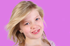 Pretty young girl Royalty Free Stock Photo