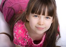 Pretty Young Girl Stock Photography