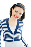 Pretty young woman Royalty Free Stock Image