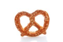 pretzel κινηματογραφήσεων σε πρώτο πλάνο μαγιά στοκ φωτογραφίες με δικαίωμα ελεύθερης χρήσης