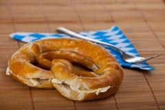 pretzel Στοκ φωτογραφίες με δικαίωμα ελεύθερης χρήσης