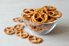 pretzel Photos stock