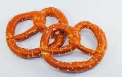 pretzel stock afbeelding