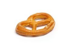 pretzel Στοκ εικόνα με δικαίωμα ελεύθερης χρήσης