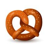 pretzel Photo libre de droits