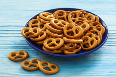 Pretzel royalty free stock photography