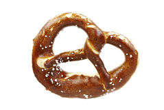 Bavarian Pretzel Stock Images
