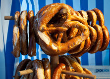 Pretzel Brezel Royalty Free Stock Photo