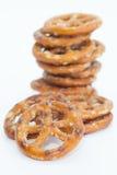 Pretzel del pan Foto de archivo libre de regalías