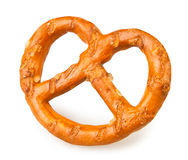 Pretzel one Stock Images