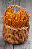 Pretzel Rods Royalty Free Stock Images