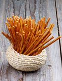 Pretzel Rods Royalty Free Stock Photo