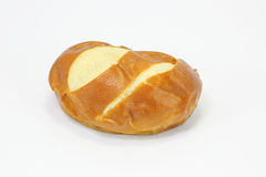 Pretzel Rolls Bun Bread Royalty Free Stock Photo