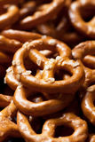 Pretzel salty snack Royalty Free Stock Photos