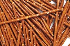 Pretzel sticks Royalty Free Stock Photo