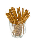 Pretzel sticks Royalty Free Stock Photos