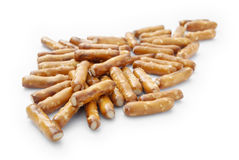 Pretzel sticks Stock Images