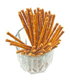 Pretzel sticks Stock Photography