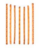 Pretzel sticks Royalty Free Stock Image
