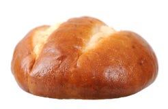 Pretzel style bread Stock Image