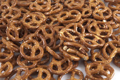 Pretzel wallpaper Royalty Free Stock Photography