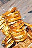 pretzels του Βερολίνου Στοκ φωτογραφία με δικαίωμα ελεύθερης χρήσης