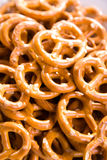 Pretzels stock photography