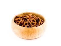 pretzels Στοκ φωτογραφίες με δικαίωμα ελεύθερης χρήσης