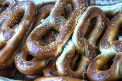 pretzels Fotografia Stock