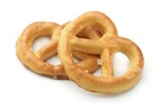 pretzels Stock Afbeelding