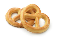 pretzels image stock