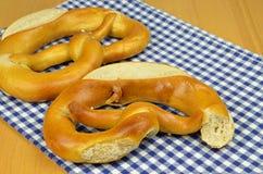pretzels fotografia de stock royalty free
