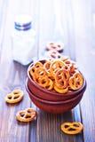 pretzels Photos libres de droits