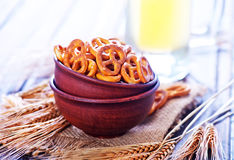 pretzels royalty-vrije stock fotografie