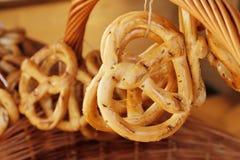 pretzels Immagine Stock