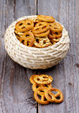 Pretzels Royalty Free Stock Images