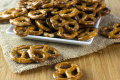 Pretzels Royalty Free Stock Photos