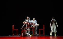 """Prevedi la rinascita -  di Lanfang†di drama""""Mei di ballo Immagine Stock Libera da Diritti"""