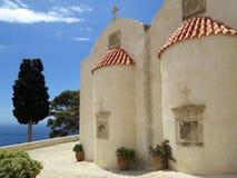 Preveli修道院 库存图片