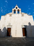 Preveli monastery Royalty Free Stock Photos